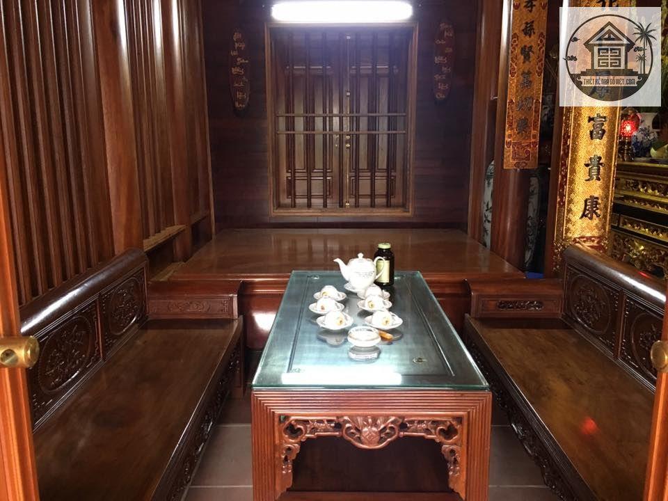 Nhà Gỗ Cổ Truyền Việt Nam, Thiết Kế Nhà Gỗ (2)